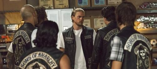 "Charlie Hunnam's career was launched by FX's ""Sons of Anarchy."" [Photo via IMDB/FX]"