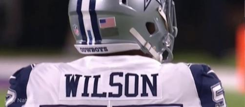 Damien Wilson, Dallas Cowboys - Photo: YouTube (NFL)