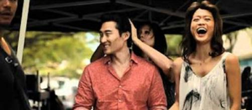 "Daniel Dae Kim and Grace Park will be more than missed on ""Hawaii Five-O."" Screencap CBS/YouTube"