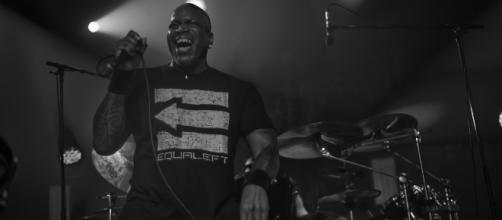 Derrick Green vocalista dos Sepultura