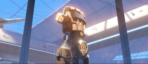 """Doomfist is the newest character rumored to arrive in """"Overwatch"""" next month (via YouTube/PlayOverwatch)"""