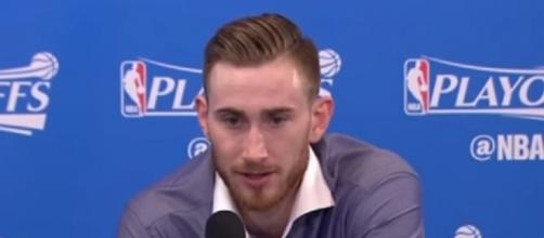Hayward agreed to a four-year, $128 million deal with the Boston Celtics -- Ximo Pierto Official via YouTube