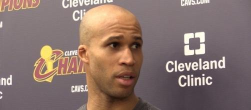 Image via Youtube channel: Cleveland Cavaliers on cleveland.com #RichardJefferson