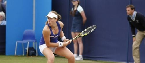 Johanna Konta of Great Britain (Wikimedia Commons - wikimedia.org)