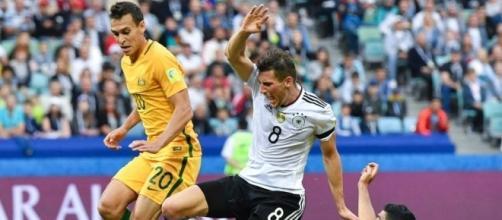 Leon Goretska in Confederations Cup ... - net.au