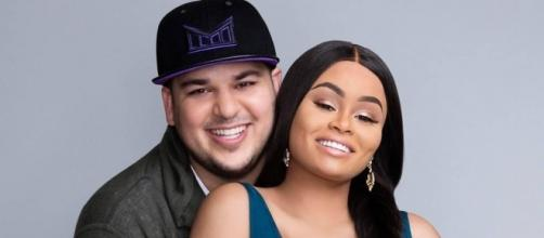 Rob Kardashian Accuses Blac Chyna of Cheating During Explicit ... - eonline.com