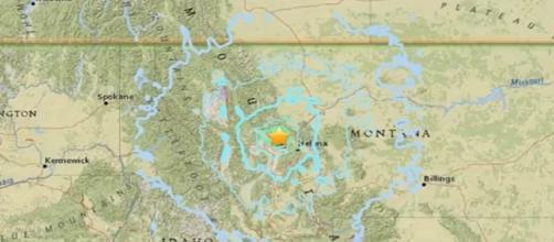Spokane eathquake: Ground shakes in Montana, felt in Washington and Idaho - youtube screen capture / H34 TV