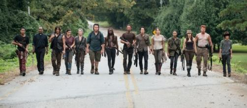 'The Walking Dead' on AMC is a soap opera, not a zombie show, says George A. Romero.