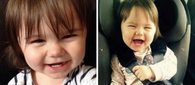 A pequena Macey tinha apenas 2 anos de idade. ( Foto: Reprodução)