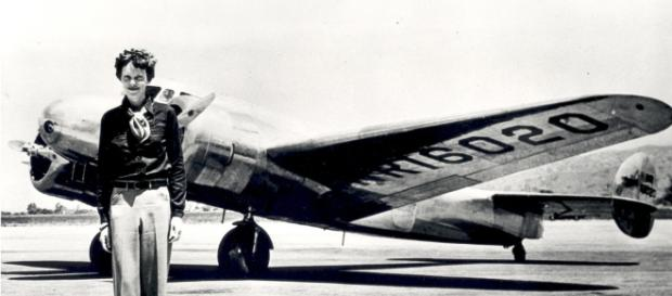 Amelia Earhart disappeared in 1937 (Image: The Commons/Flickr)