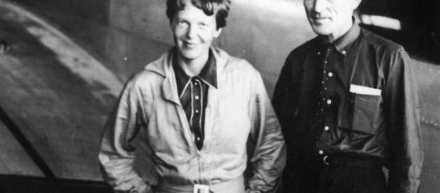 Does A Newly Discovered Photo Show Amelia Earhart Survived A Crash ... - npr.org