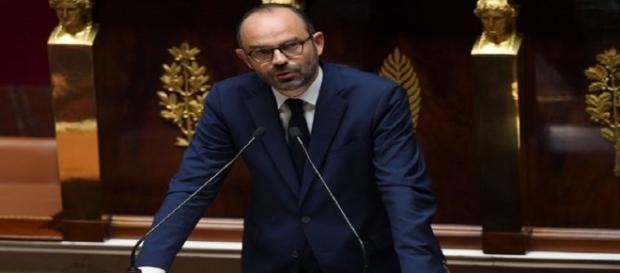 Edouard Philippe prononce son discours de politique générale