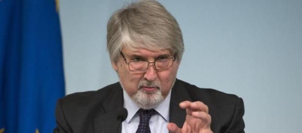 Il ministro del Lavoro Giuliano Poletti.