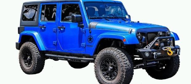 Jeep Wrangler Unlimited/ Pixabay