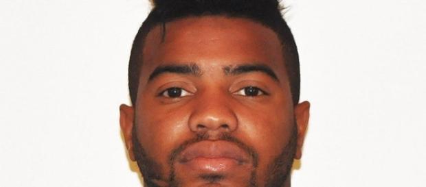 Kendrick jogava como atacante no Al-Gharafa (Divulgação)
