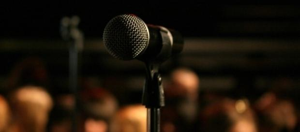 Overcoming the fear of public speaking / Photo via comedy_nose, www.flickr.com
