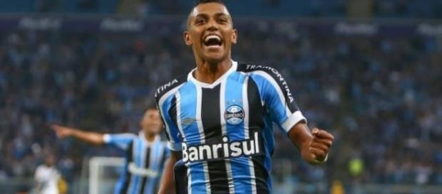 Pedro Rocha marcou um dos gols na final da Copa do Brasil. ( Foto: Reprodução)