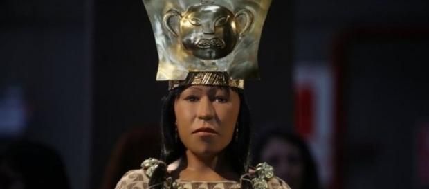Peru reconstructs face of ancient female leader - BBC News - bbc.com