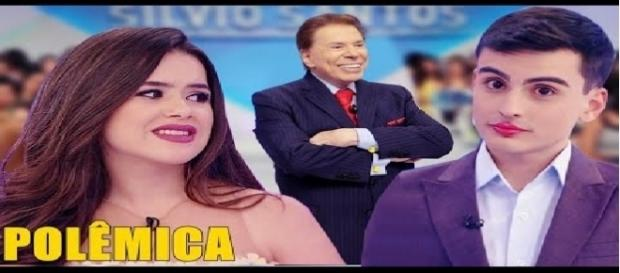 Silvio Santos piora a relação de Maísa e Dudu Camargo