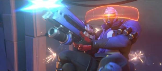 """Soldier: 76 is one of the most heavily used heroes in """"Overwatch"""" (via YouTube/PlayOverwatch)"""