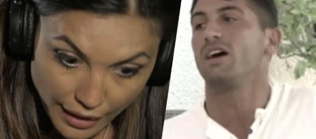 Temptation Island 2017, Alessio umilia la sua ragazza, Valeria
