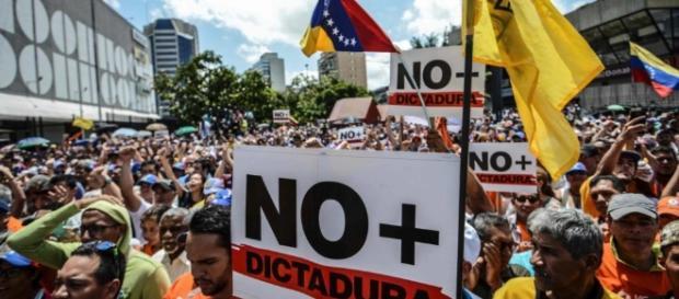 Tensions in Venezuela rise to bloody endings.