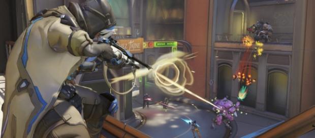 The infamous triple tank meta in 'Overwatch' - (image source/killscreen.com)
