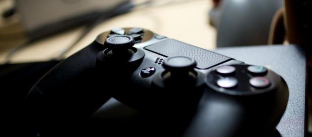 The PS4 DualShock 4 controller | credit, flickr.com