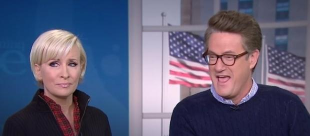"Twitter rant of Trump boosts ratings of ""Morning Joe."" Photo via MSNBC, YouTube."