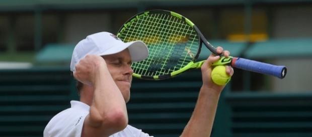 Wimbledon 2016: Sam Querrey backs up Novak Djokovic shock with ... [Image source: Pixabay.com]