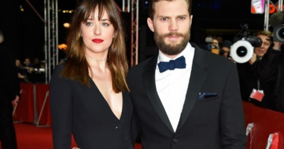Are Dakota Johnson and Jamie Dornan dating?