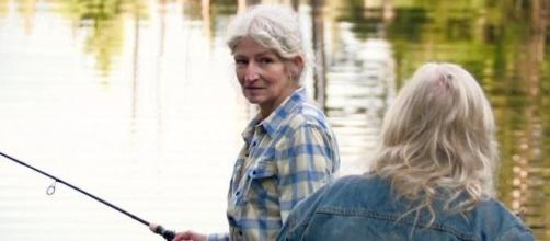 """Alaskan Bush People"" stars Billy and Ami Brown discussed leaving Browntown for good (Photo via Alaskan Bush People/Twitter)"