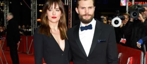 Are Dakota Johnson And Jamie Dornan Dating Each Other - Image via KoreaPortal (YouTube)