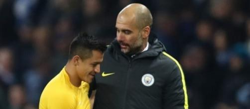 Arsenal news: Pep Guardiola tells Alexis Sanchez Manchester City ... - urbannews.co.uk