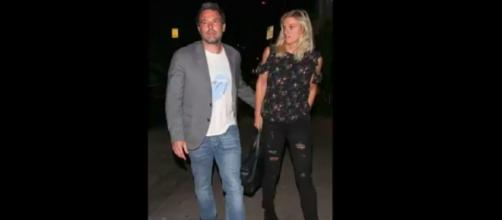 Ben Affleck and Lindsay Shookus spotted dating in Los Angeles! (via YouTube - Daily Celebrity Updates)