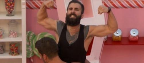 'Big Brother 19' Paul wins week 2 HoH (image via Twitter @rachelwrowan)
