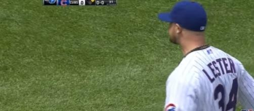 Chicago Cubs rumors: Jon Lester trade time for World Series champs? - youtube screen capture / MLB