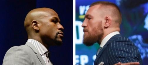Conor McGregor vs. Floyd Mayweather happening Aug. 26 in Las Vegas ... - mmajunkie.com