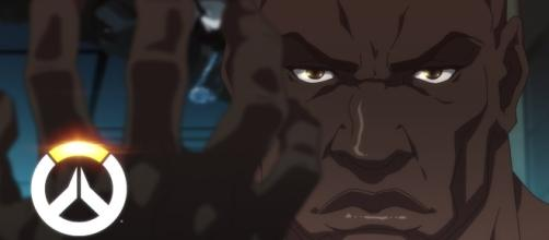 "Contrary to popular belief, Terry Crews will not be voicing Doomfist in ""Overwatch"" (via YouTube/PlayOverwatch)"