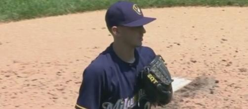 Davies helps Brewers top Cubs, Youtube MLB channel https://www.youtube.com/watch?v=TQ7tjB_fu7k