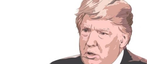 Donald Trump is in the eye of the storm.https://pixabay.com/en/donald-trump-2333743/