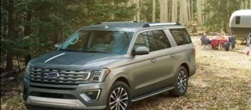 Ford Expedition 2018 Image credit Car Channel Youtube
