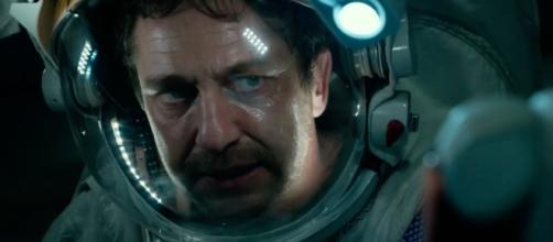 Gerard Butler stars in sci-fi adventure 'Geostorm' (Image credit: Warner Bros. Pictures/YouTube)