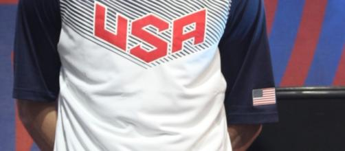 Hayward plays for the USA | Wikimedia