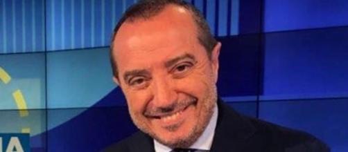 Il giornalista e conduttore televisivo Franco Di Mare finisce sotto i riflettori per un presunto tradimento