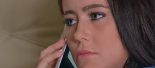 "Jenelle Evans from ""Teen Mom 2"" / Screenshot via YouTube"