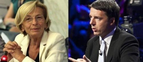 Matteo Renzi respinge le accuse di Emma Bonino sulla questione migranti