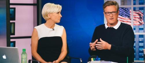 Mika Brzezinski and Joe Scarborough discuss Trump Jr., GOP on Late Show.