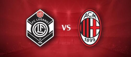Milan primo test stagionale contro il Lugano- laregione.ch