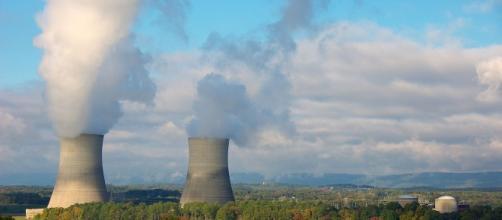 Nuclear power plant via Wikimedia Commons